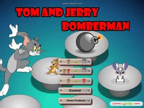 Том и Джерри бомберы