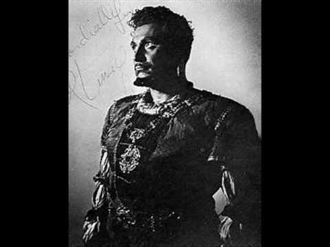 """Ramon Vinay live in 1947 - """"Dio mi potevi scagliar"""" from Verdi's """"Otello"""" (Toscanini)"""