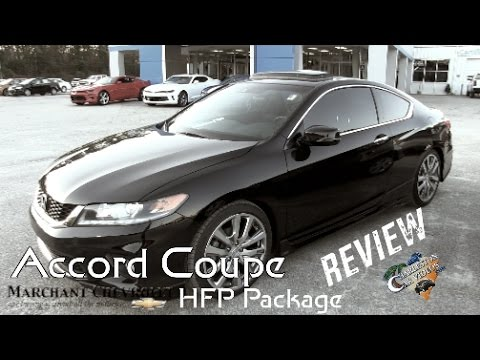 2013 Honda Accord Coupe EXL With HFP Package | For Sale Review & Condition Report | March 2017
