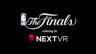 Nba finals 2017 in nextvr
