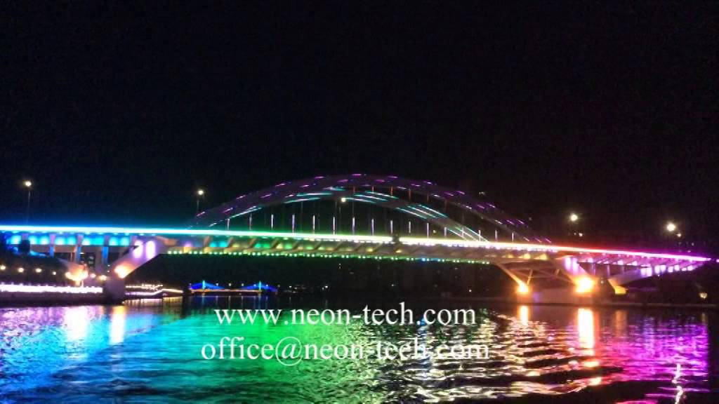 outdoor bridge lighting fixtures LED flood light fixtures LED wall