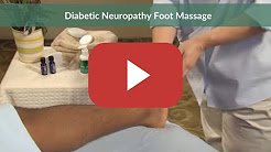 Diabetic Neuropathy Foot Massage