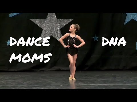 Dance moms  DNA