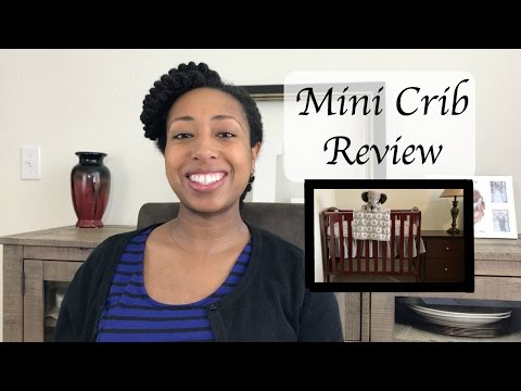Mini Crib | Dream On Me 3 in 1 Mini Crib Review