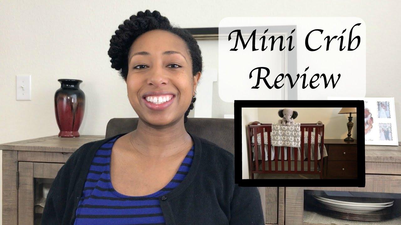 Mini Crib  Dream On Me 3 In 1 Mini Crib Review
