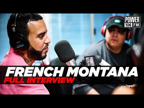 French Montana Talks 'Unforgettable' Success + New Album Details!