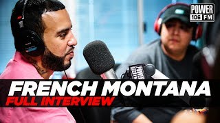 French Montana Talks 'Unforgettable' Success + New Album Details!