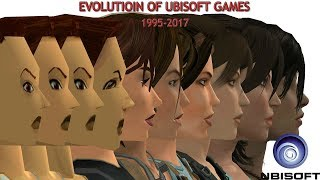 Evolution of Ubisoft Games