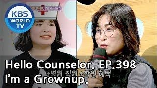 My mom is selfish! Please let me live my own life! [Hello Counselor/ENG, THA/2019.02.04]