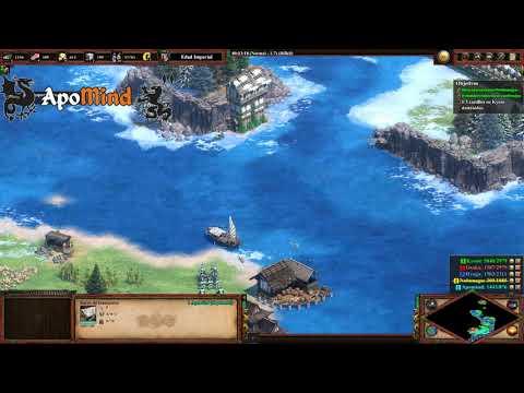Kyoto [DIFÍCIL] Batallas Históricas - Age Of Empires II: Definitive Edition [AoE2DE]