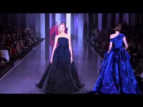Коллекция Ralph & Russo - Haute Couture Осень Зима 2014-2015. Показ в высоком качестве