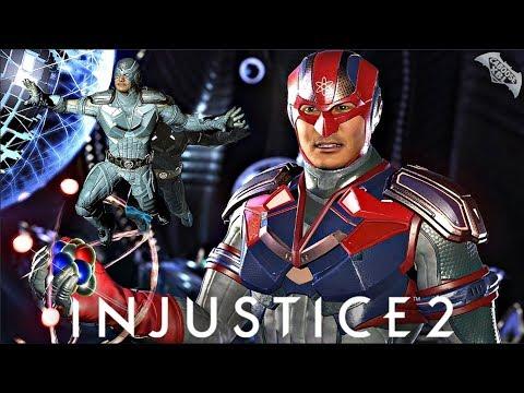 Injustice 2 Online - CRAZY ATOM COMBOS!