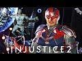 Injustice 2 Online CRAZY ATOM COMBOS mp3