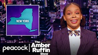 2020 Census Data Makes New York Lose a House Representative: Week In Review | The Amber Ruffin Show