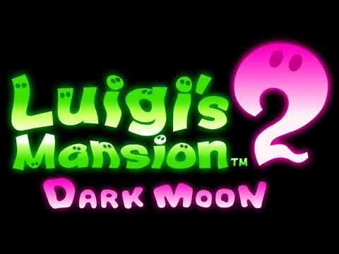 Luigi's Mansion Dark Moon Soundtrack King Boo's Illusion All Themes no SFX