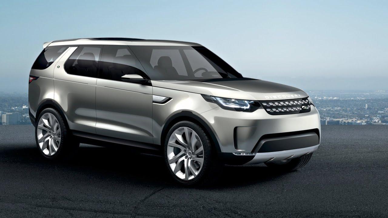 2015 Land Rover Discovery LR4 Vision Design Origins mercial