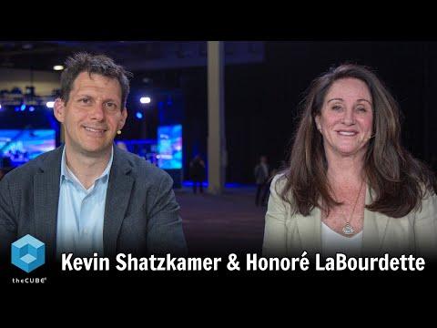 Kevin Shatzkamer, Dell EMC & Honoré LaBourdette, VMware | Dell Technologies World 2019