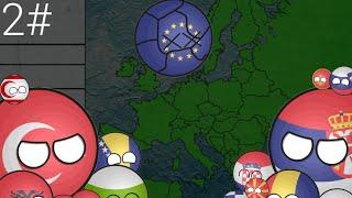 Alternatif Avrupa Geleceği   2 Bölüm   Avrupa'nın Büyük Değişimi