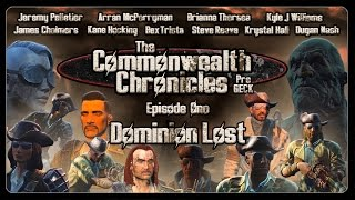Fallout Machinima Series The Commonwealth Chronicles Episode One