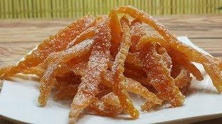 Cách làm Mứt Vỏ Cam với mật ong và đường ăn vừa ngon lại tốt cho sức khoẻ
