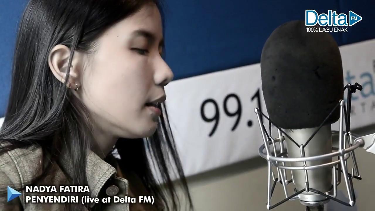 PENYENDIRI (live At Delta FM)