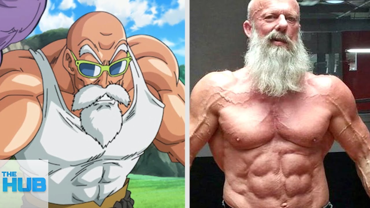 Animated Characters That Exist In Real Life