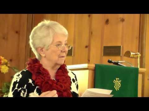 February 16 Sermon - Lewis Memorial Chapel
