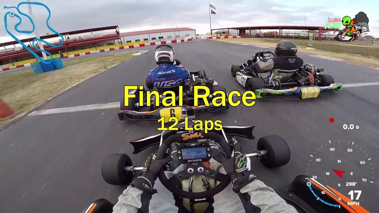 Dallas Karting Complex >> Ep. 6 LO206 Club Race Dallas Karting Complex - YouTube