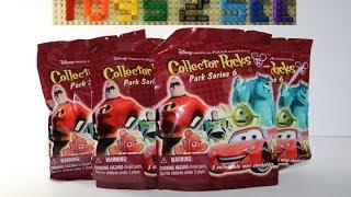 Disney Collector Packs Park Series 6  PIXAR Blind Bag Open (4)