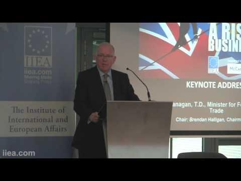 Charles Flanagan, T. D. -  Keynote Address