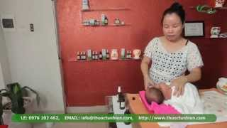 Bác sĩ hướng dẫn trị ho cho trẻ bằng tinh dầu tràm không dùng thuốc online  nhu the nao