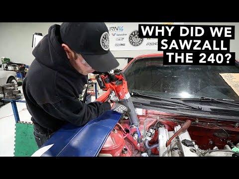 Building A BulletProof Fuel System - Honda K-Swap 240SX