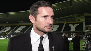 POST MATCH | Frank Lampard Post Sheffield United (H)