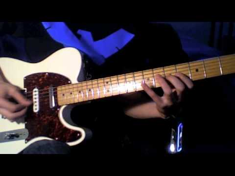 Jimmy Herring - Transients Solo (Cover)