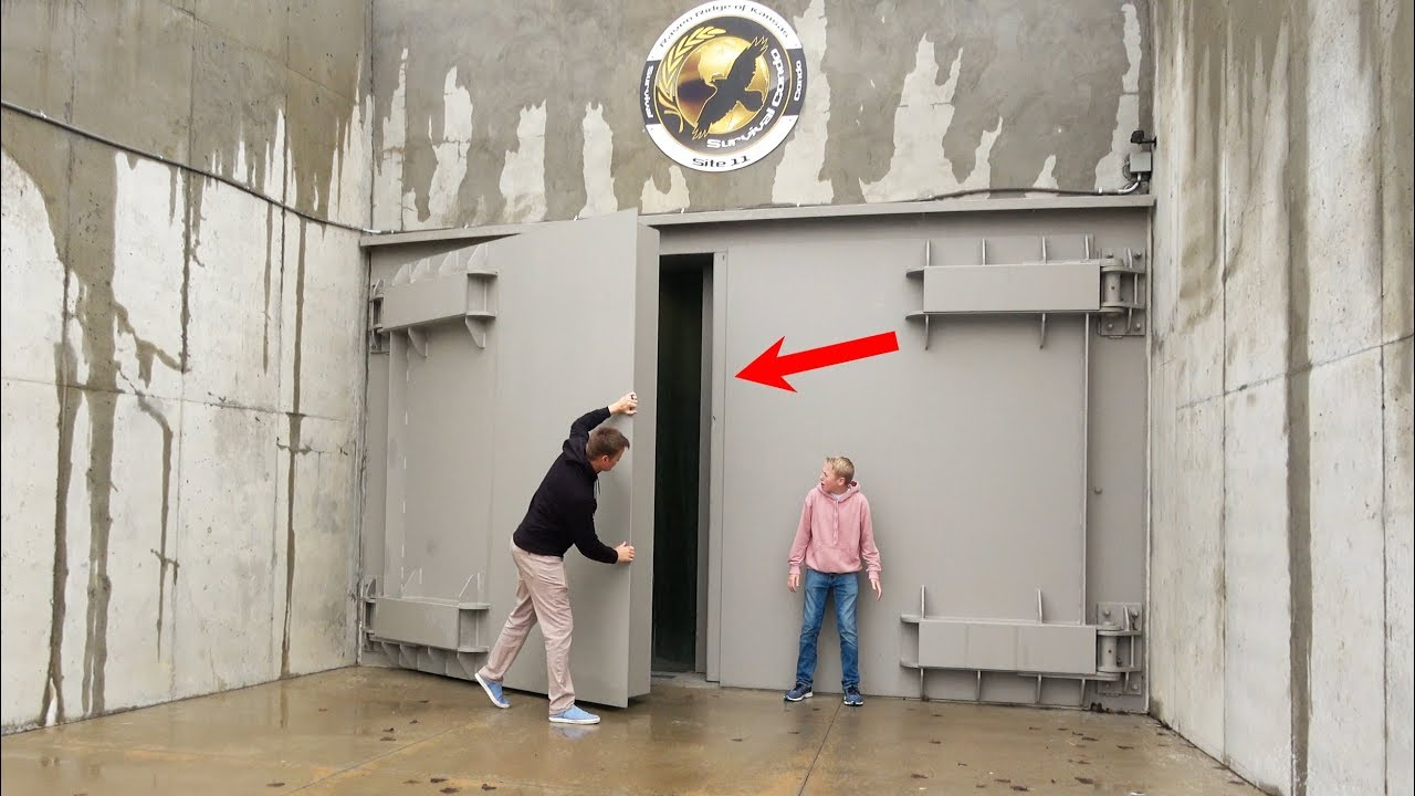What S Inside A Luxury Doomsday Bunker Youtube