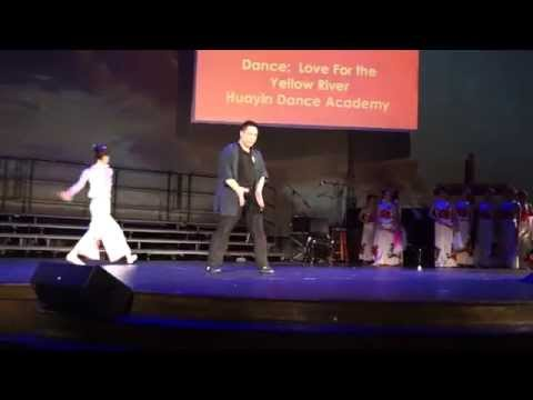 2015-9-20 Master Lei Zhou Shaolin Kungfu Performance