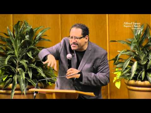 "January 17, 2015 ""Session 1: Race and Religion in America Part I"" Dr. Eric Michael Dyson"
