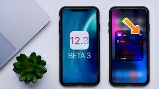 iOS 12.3 Beta 3 Released! What's New?