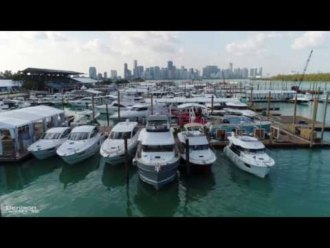 2017 Miami Boat Show & Yachts Miami Beach