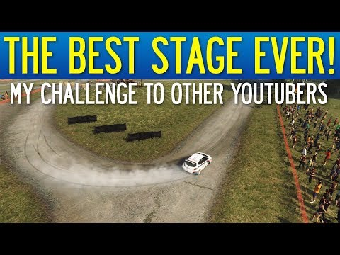 The Best Stage Mankind Has Ever Devised is Back! (DiRT Rally 2.0)