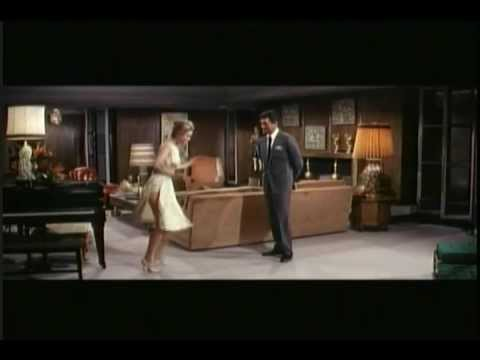 Elizabeth Montgomery Dancing