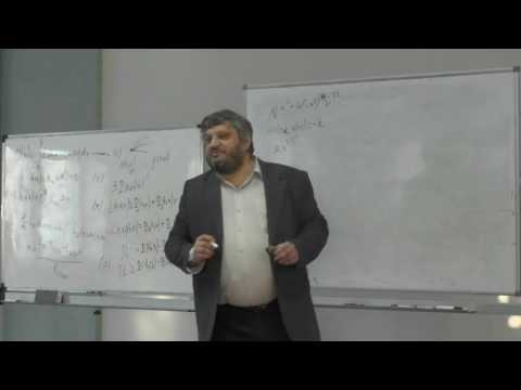 GACT 2016: Mikhail Sychev - Direct approach to the field theory in the calculus of variations