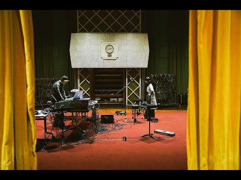 Hatis Noit & Kevin Richard Martin - Saisho No Arashi (BBC Radio 3's Late Junction)