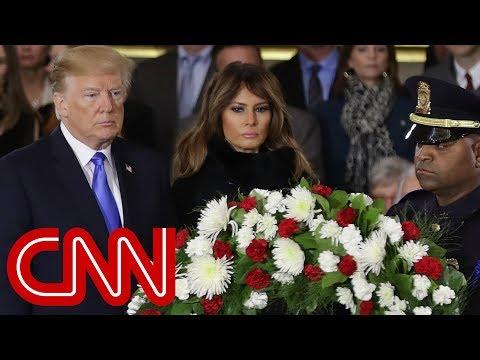 President Trump honors the late Rev. Billy Graham