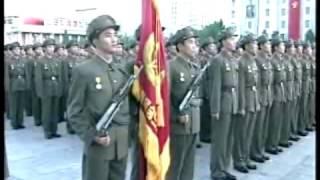 North Korea Military Parade September 9, 2008 (KCTV Live)