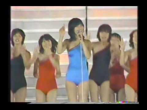 【水泳大会】 石野真子 桜田淳子 ピンクレディ 岡崎友紀