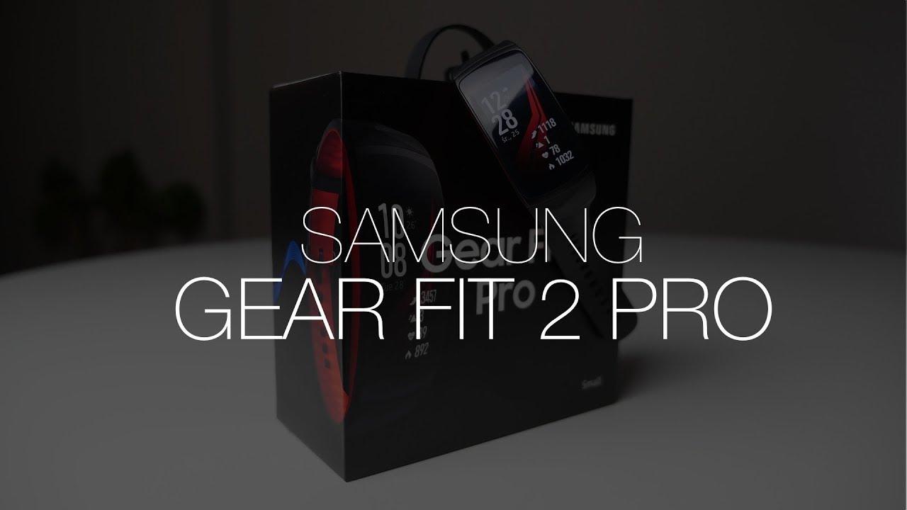 To najlepsza opaska fitness. Recenzja Samsung Gear Fit2 Pro