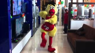Pollo Pepe a la gangnam Style