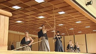 弓道①(Kyudo - The Way of the Bow)