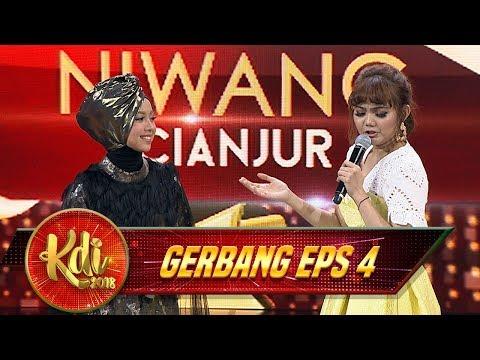 Download Asooyyy BENERR!! Niwang Nyanyi Lagu Sunda Bareng Master Rina Nose - Gerbang KDI Eps 4 (27/7) Mp4 baru